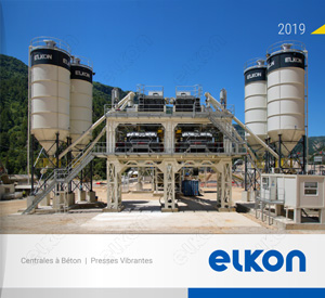 ELKON Centrales a Beton Catalogue